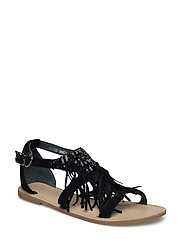 Denise Sandal - BLACK