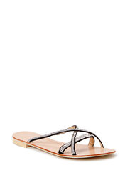 Poppy Sandal - Black