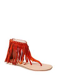 Vera Sandal 12 - Rust