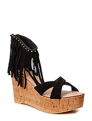 Evelina Sandal 12 - Black