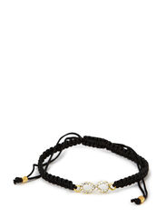 Infinity Bracelet - Black