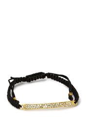 Saxum Bracelet - Black