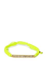 Saxum Bracelet - Neon yellow