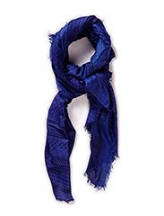 Crisp Scarf - Blue