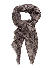 Anais Scarf - Charcoal