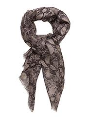 Anais Scarf - Charcoal