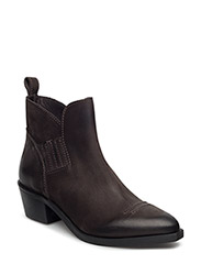 Texas Bootie - BROWN