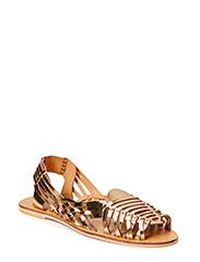 Janie Sandal 12 - Gold
