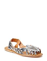 Janie Sandal 12 - Silver