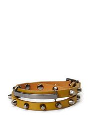 Rib Bracelet - Curry