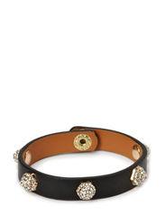 Pointy Bracelet - Black