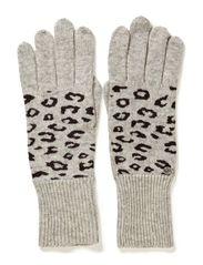 Leo Glove - L. Grey Melange
