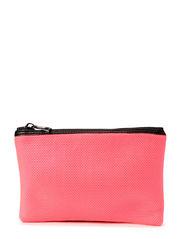 Amiens Clutch - Neon Pink