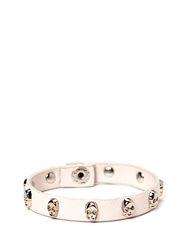 Face Bracelet Silver - L. Lavender