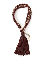Chain - Burgundy