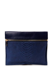 Évry Clutch - Dark Blue