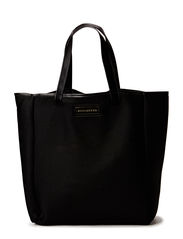 Calais Shopper - Black