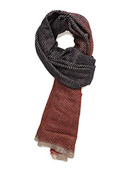 Lauren Scarf - RED/BLUE
