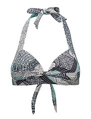Rustic Craft Halter Top - MINT