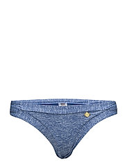 Glam Solids Cheeky Hipster - DENIM