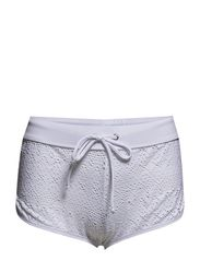 Crochet Shorts - White