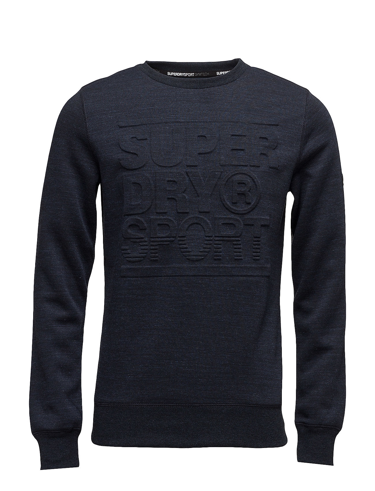 Gym Tech Crew Superdry Sport Sports sweatshirts til Herrer i