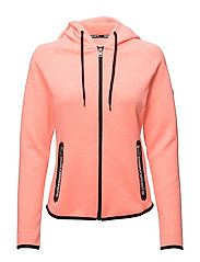 Superdry Sport - Sd Sport Gym Tech Luxe Ziphood