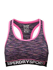 Superdry Sport - Sd Sport Space Dye Bra