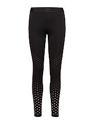 Superdry Sport - Sd Sport Laser Cut Legging