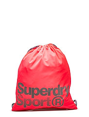 Superdry Sport - Drawstring Sports Bag