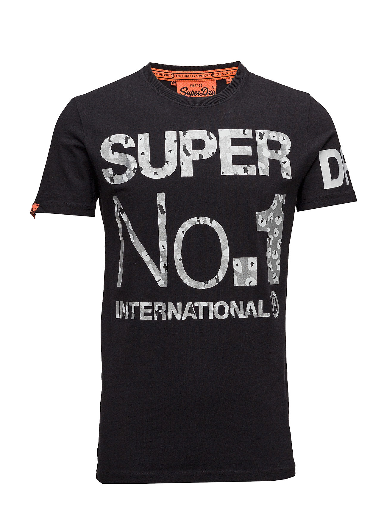 International Leopard Tee Superdry Kortærmede til Herrer i