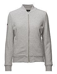 OL MICRO JERSEY LUXE BOMBER - ICE MARL