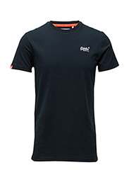 ORANGE LABEL VINTAGE EMB TEE - ECLIPSE NAVY