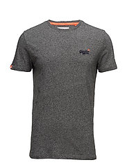 ORANGE LABEL VINTAGE EMB TEE - TRACK CHARCOAL GRIT