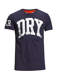 BIG DRY ENTRY TEE - Imperial Navy