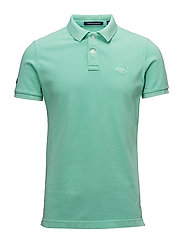 VINTAGE DESTROY S/S PIQUE POLO - AWESOME MINT
