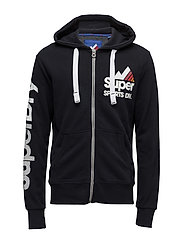 WINTER SPORTS ZIPHOOD - ECLIPSE NAVY