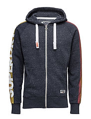 PACIFIC SURF ZIPHOOD - FRENCH NAVY SNOW