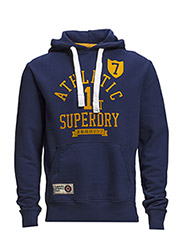 ATHLETIC FIRST ENTRY-HOOD - Supermarine Navy