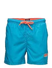 BEACH VOLLEY SWIM SHORT - HAWAII BLUE