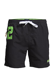 PREMIUM WATER POLO-SHORT - Dark Navy