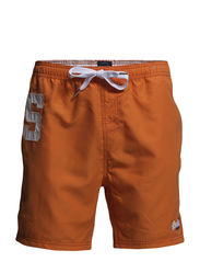 PREMIUM WATER POLO-SHORT - Fluro Orange