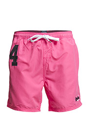 PREMIUM WATER POLO-SHORT - Fluro Pink