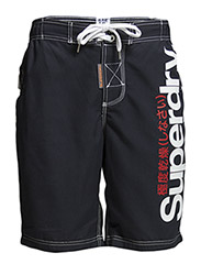 SUPERDRY BOARDSHORT - Darkest Navy