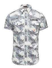 SD ARMY CORPS S/S SHIRT - ICE CAMO