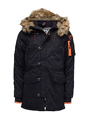 SD-3 PARKA - SUPER DARK NAVY