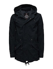 ROOKIE FLITE PARKA - DARK NAVY
