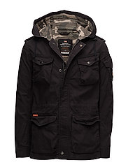 ROOKIE PARA PARKA - TRUE BLACK
