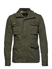 CLASSIC ROOKIE MILITARY JACKET - PATROL KHAKI