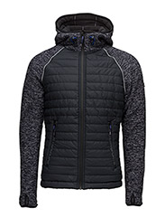 SPORT BLIZZARD ZIPHOOD - NAVY GRIT